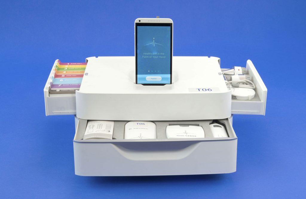 Медицина будущего: вся диагностика в одном аппарате