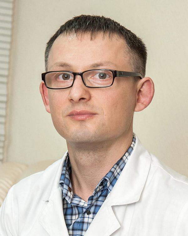 Врач невролог Пономаренко Юрий Владимирович
